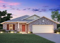 Desoto - Paloma: San Antonio, Texas - M/I Homes