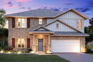 Hudson - Cinco Lakes: San Antonio, Texas - M/I Homes