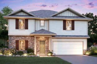 Hudson - Greenfield: Seguin, Texas - M/I Homes