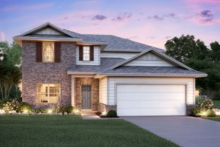 Magellan - Greenfield: Seguin, Texas - M/I Homes