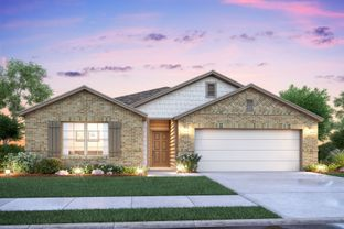 Moscoso - Greenfield: Seguin, Texas - M/I Homes