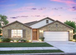Moscoso - Paloma: San Antonio, Texas - M/I Homes