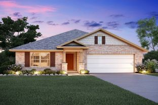Polo - Greenfield: Seguin, Texas - M/I Homes