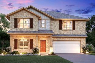 Columbus - Fronterra At Westpointe: San Antonio, Texas - M/I Homes