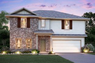 Columbus - Cinco Lakes: San Antonio, Texas - M/I Homes