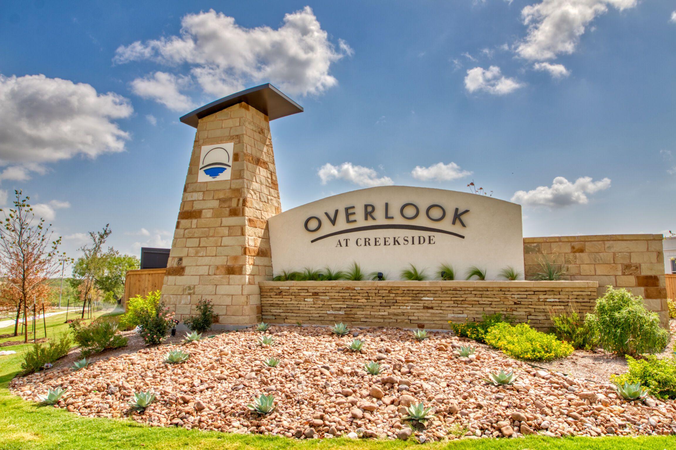 'Overlook At Creekside' by M/I Homes-San Antonio in San Antonio