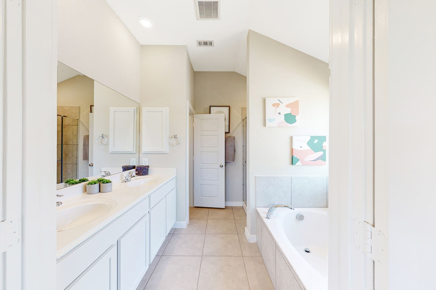 Bathroom featured in the Eastland By M/I Homes in San Antonio, TX