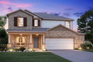 Harrison - Bridgehaven: Converse, Texas - M/I Homes