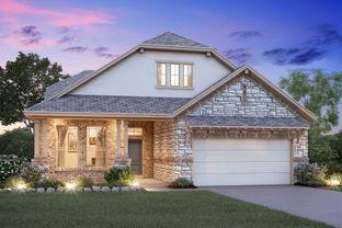 Cedar Elm II - Fronterra At Westpointe: San Antonio, Texas - M/I Homes