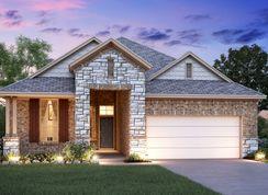 Cottonwood - Fronterra At Westpointe: San Antonio, Texas - M/I Homes