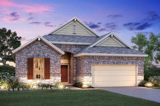 Cypress - Fronterra At Westpointe: San Antonio, Texas - M/I Homes