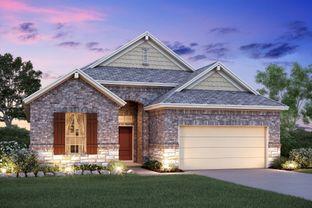 Cypress II - Fronterra At Westpointe: San Antonio, Texas - M/I Homes