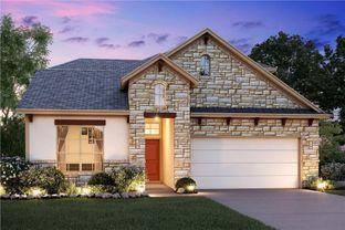 Hackberry - Fronterra At Westpointe: San Antonio, Texas - M/I Homes