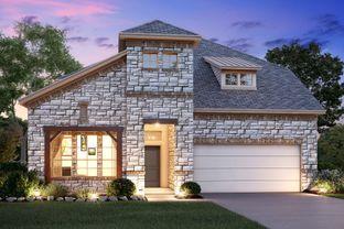 Persimmon - Fronterra At Westpointe: San Antonio, Texas - M/I Homes