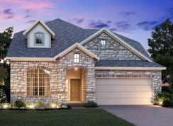 Rosewood - Fronterra At Westpointe: San Antonio, Texas - M/I Homes