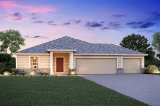 Balboa - Reserve at Mockingbird Heights: New Braunfels, Texas - M/I Homes