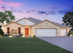 Boone - Reserve at Mockingbird Heights: New Braunfels, Texas - M/I Homes