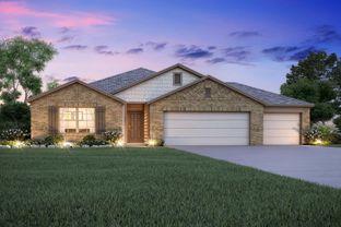 Moscoso - Reserve at Mockingbird Heights: New Braunfels, Texas - M/I Homes