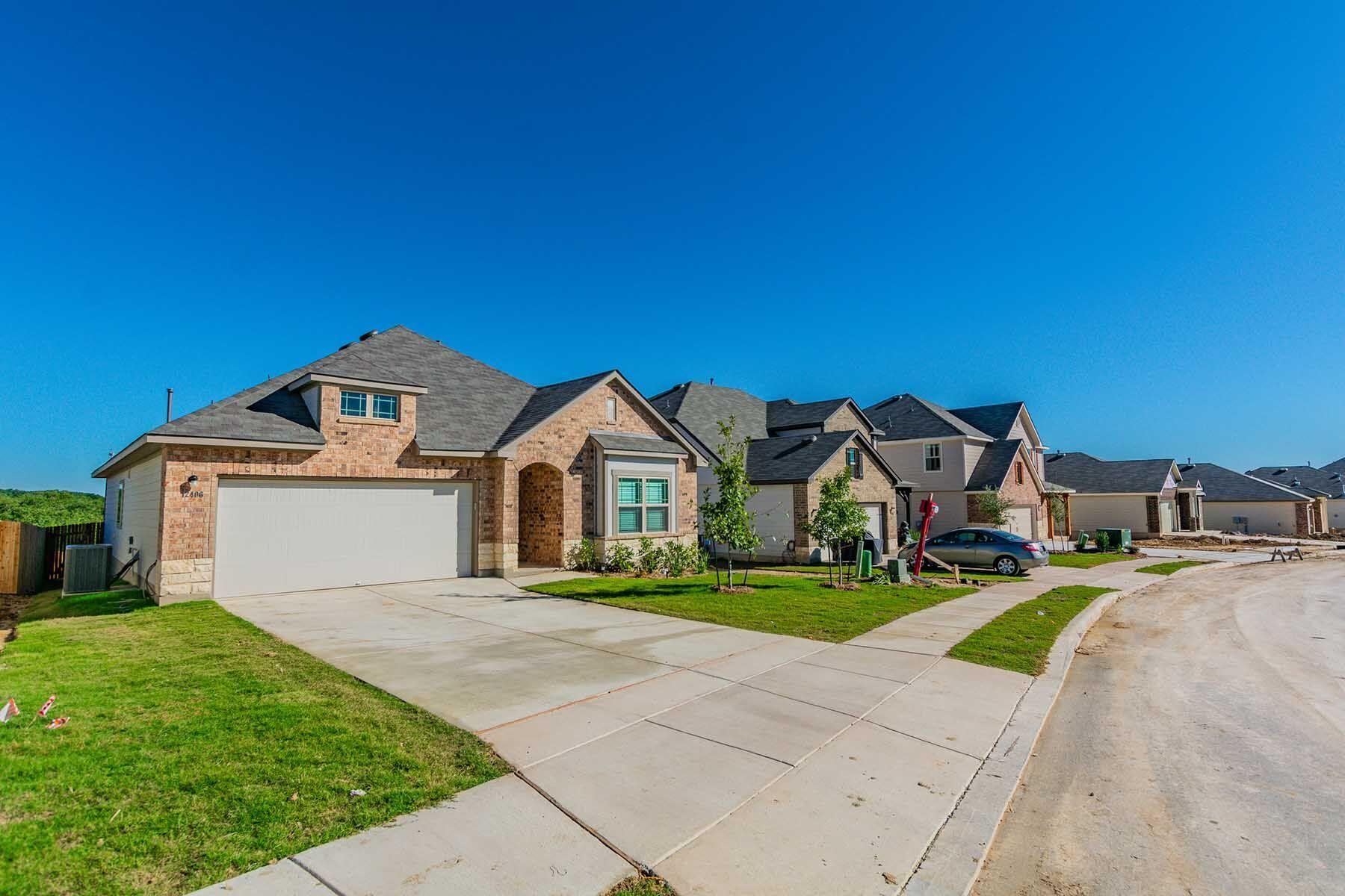 'Vista Ridge' by M/I Homes-San Antonio in San Antonio