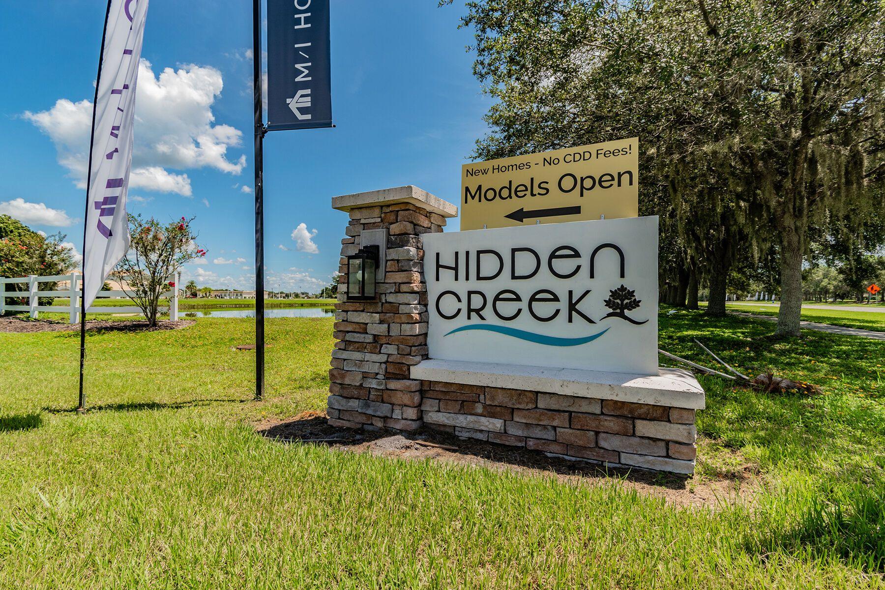 'Hidden Creek' by M/I Homes-Sarasota in Sarasota-Bradenton