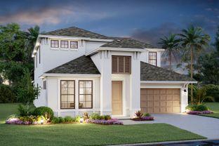 Halifax - Hidden Creek: Sarasota, Florida - M/I Homes