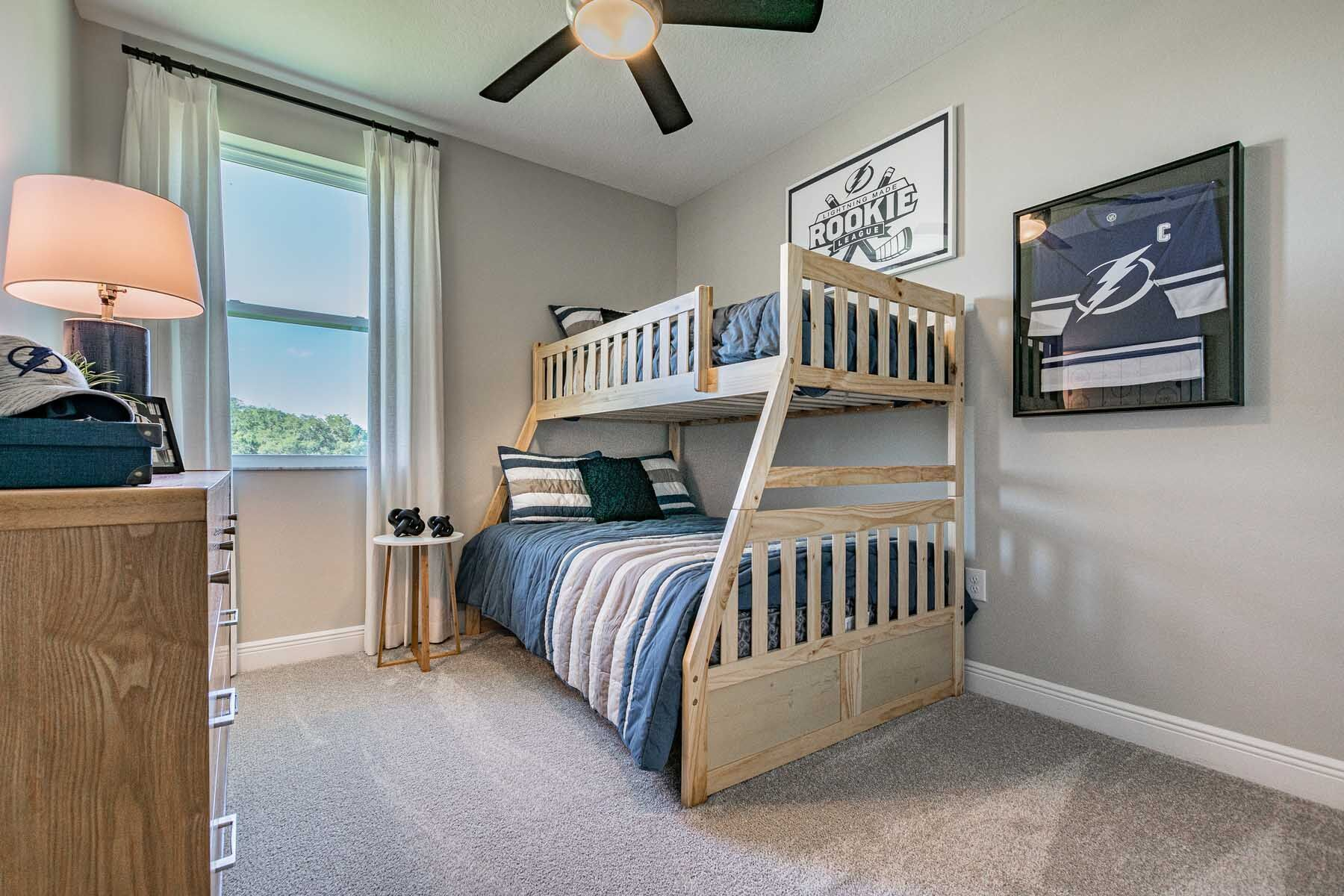 Bedroom featured in the Celebration By M/I Homes in Punta Gorda, FL