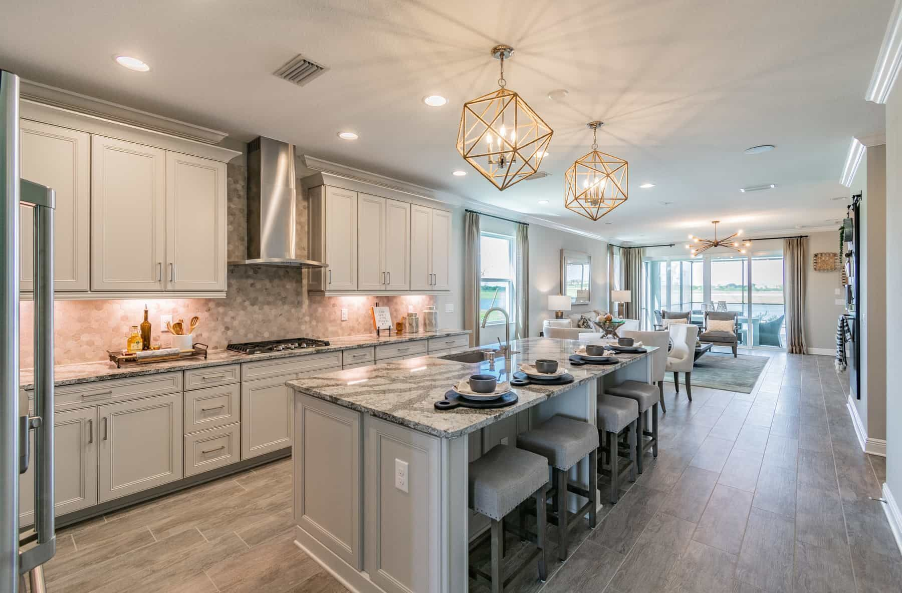 Kitchen featured in the Halifax By M/I Homes in Sarasota-Bradenton, FL