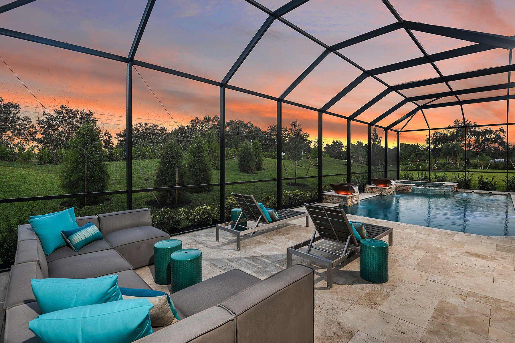 'Rivo Lakes' by M/I Homes-Sarasota in Sarasota-Bradenton