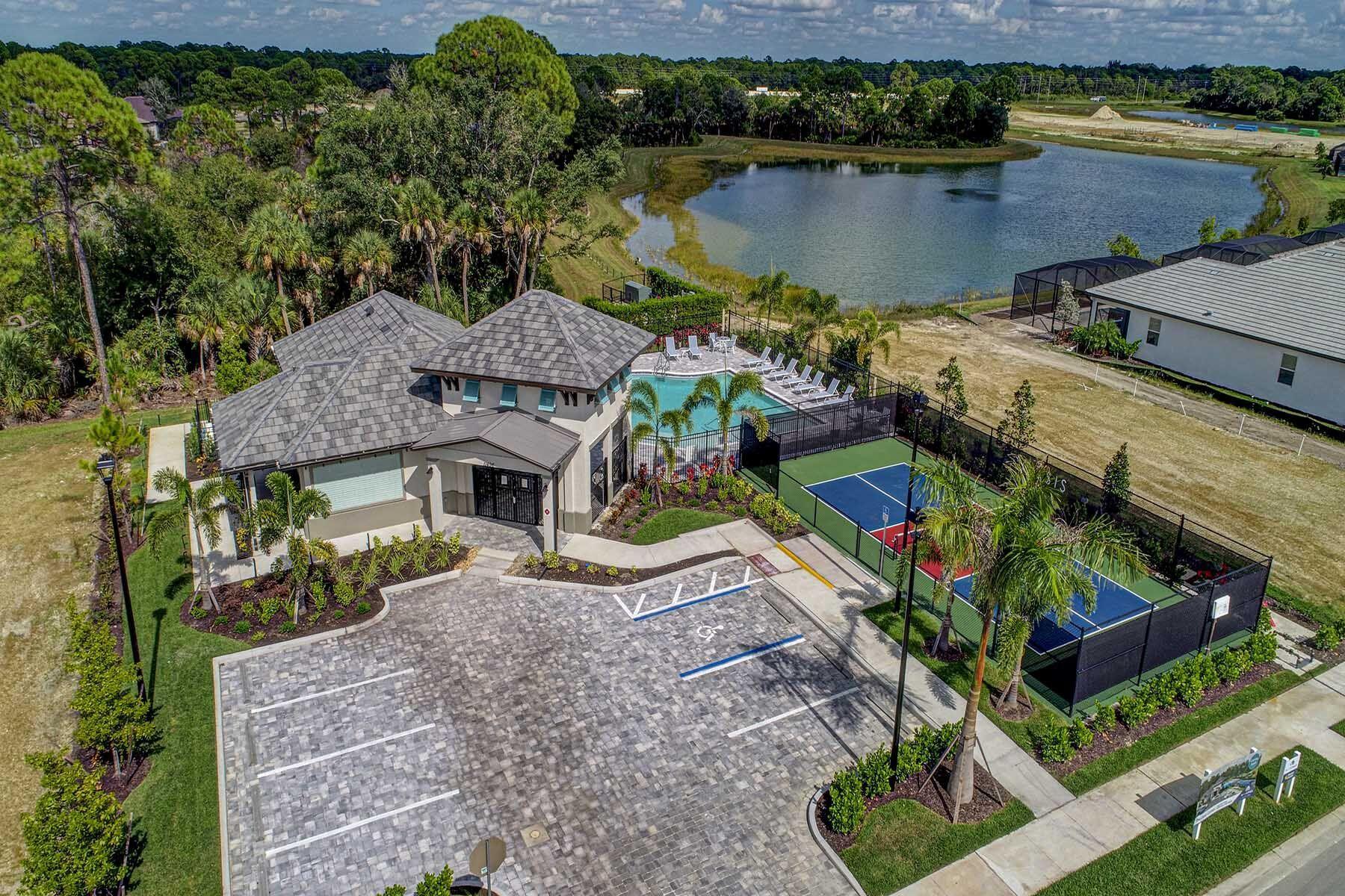 'Oasis At West Villages' by M/I Homes-Sarasota in Sarasota-Bradenton