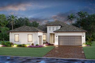 Columbia - Promenade Estates on Palmer Ranch: Sarasota, Florida - M/I Homes