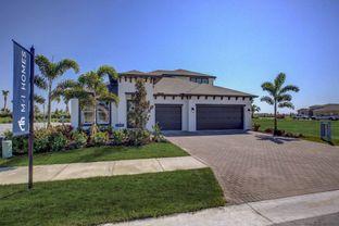 Crystal - Promenade Estates on Palmer Ranch: Sarasota, Florida - M/I Homes
