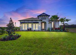 Amelia - Twin Rivers: Parrish, Florida - M/I Homes
