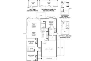 Kingsley - Bluewood: Celina, Texas - M/I Homes