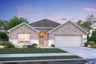 Boone - Harper's Preserve: Conroe, Texas - M/I Homes