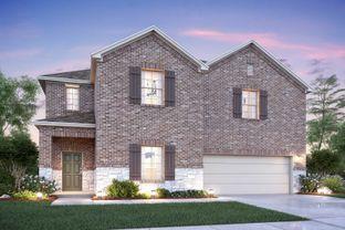 Cortez - Bridgeland: Cypress, Texas - M/I Homes
