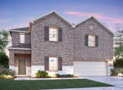 Cortez - Harper's Preserve: Conroe, Texas - M/I Homes