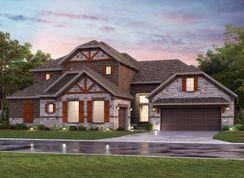 Costa Mesa - Harper's Preserve: Conroe, Texas - M/I Homes