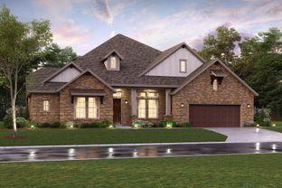 Napa - Harper's Preserve: Conroe, Texas - M/I Homes