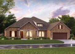 Santa Rosa - Harper's Preserve: Conroe, Texas - M/I Homes