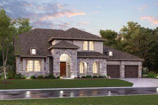 Saratoga - Harper's Preserve: Conroe, Texas - M/I Homes