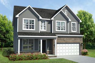 Findlay - Green Oak Crossing: Brighton, Michigan - M/I Homes