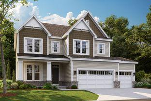 Eastman - Oak Ridge: South Lyon, Michigan - M/I Homes