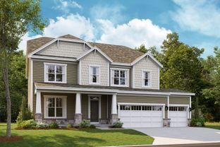Fairbanks - Oak Ridge: South Lyon, Michigan - M/I Homes