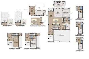 Magnolia - North Creek: Farmington, Minnesota - M/I Homes
