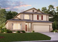 Barbosa - Greenspoint Heights: Seguin, Texas - M/I Homes