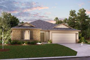 Ellsworth - Greenspoint Heights: Seguin, Texas - M/I Homes