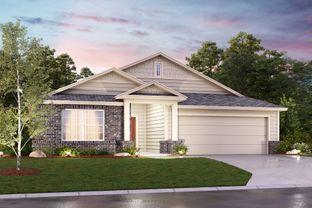 Esparanza - Greenspoint Heights: Seguin, Texas - M/I Homes