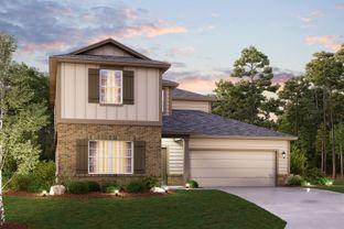 Livingston - Greenspoint Heights: Seguin, Texas - M/I Homes