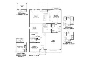 Columbus - Winding Brook: San Antonio, Texas - M/I Homes