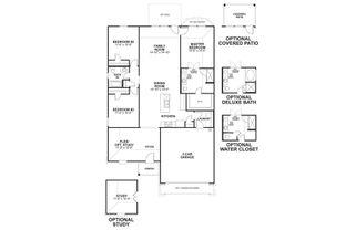 Desoto - Greenfield: Seguin, Texas - M/I Homes